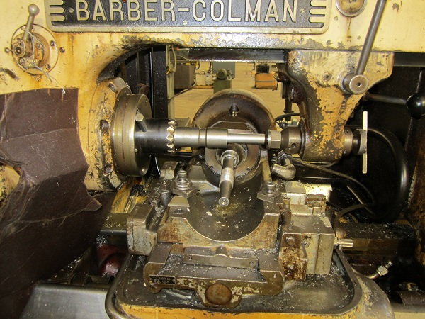 Two Spade Machinery Llc 1961 Barber Colman 14 15
